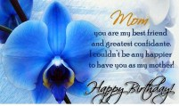 Birthday Quotes for your Mom