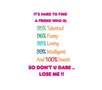 Funny Birthday Quotes for Teenage friends