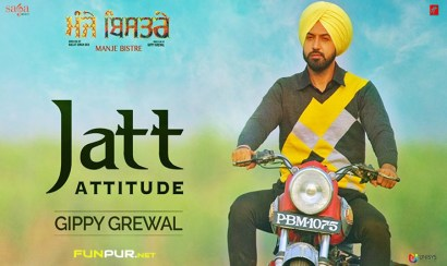 jatt attitude punjabi song lyrics
