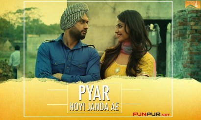 pyar hoyi janda ae punjabi song lyrics