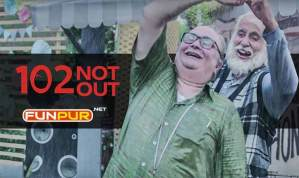 102 NOT OUT Movie Dialogues – Amitabh Bachchan, Rishi Kapoor