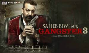 SAHEB BIWI AUR GANGSTER 3 Movie Dialogues – Sanjay Dutt, Chitrangada Singh