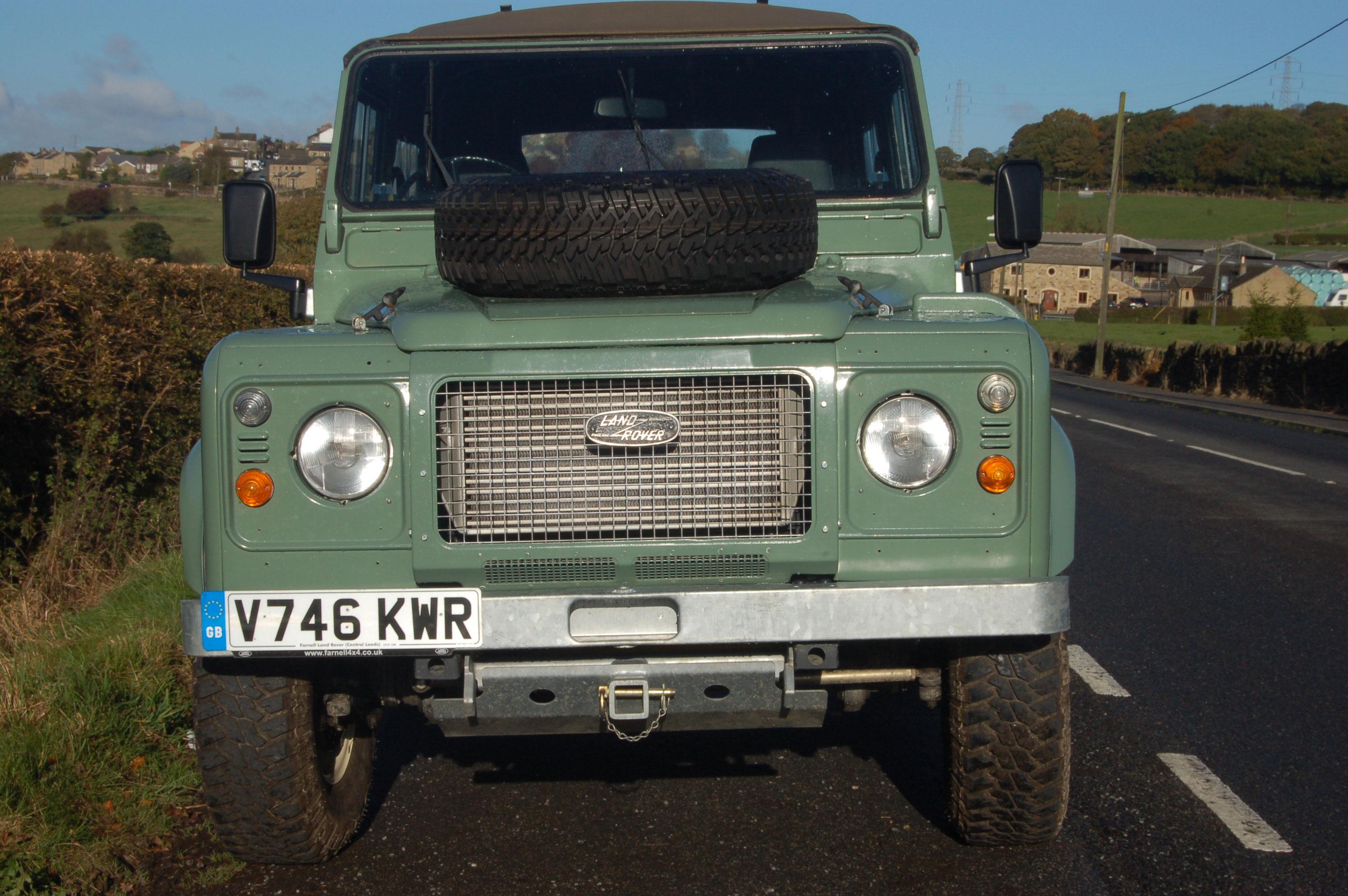 Land Rover Defender 90 Tribute for Sale