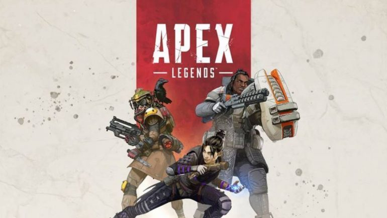 battle royale game apex legends