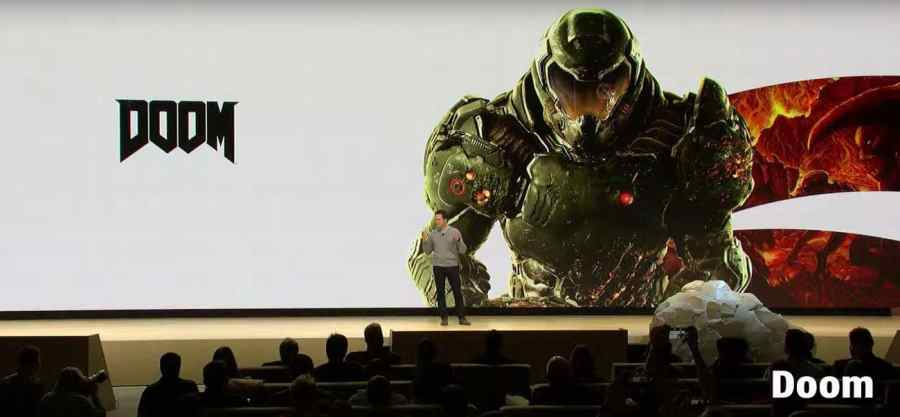 google announces that doom will be one of the first titles to be released on stadia