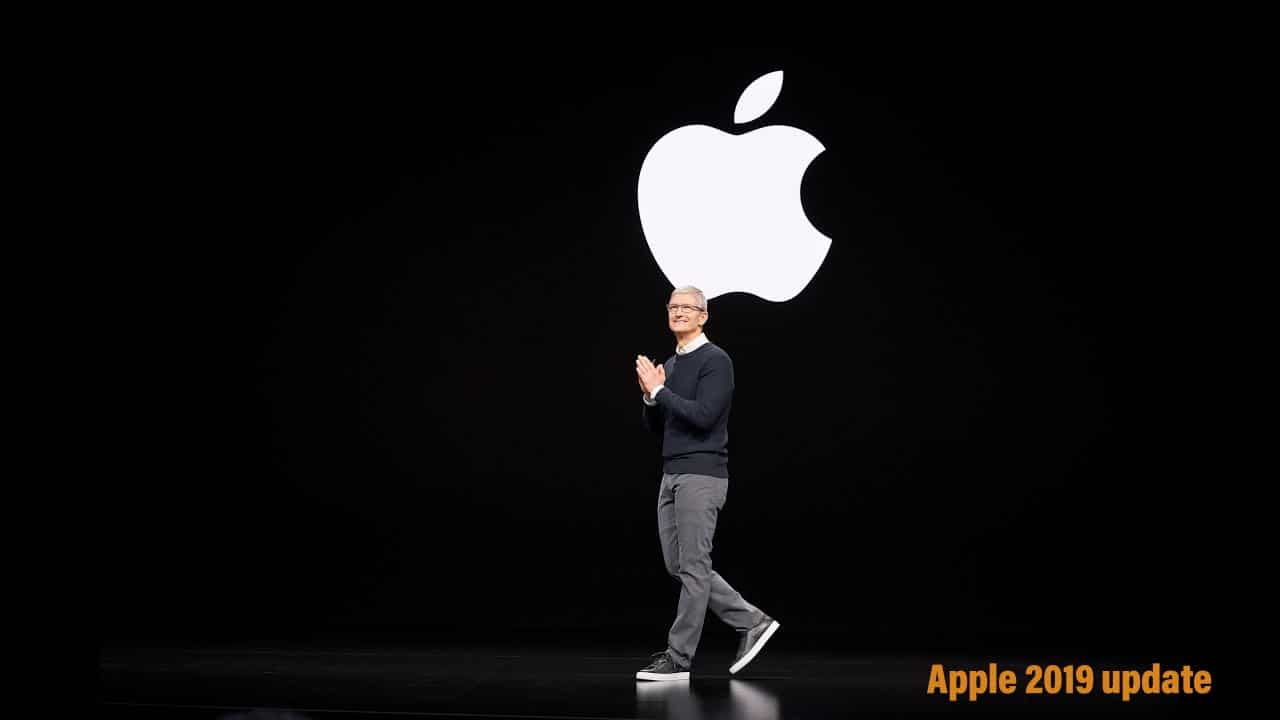 Apple 2019 update announced at WWDC which include AppleTV Console controllers, Multi user support for AppleTV, Watch OS 6, iOS 13 with dark mode, AirPod/CarPlay/HomePod Updates, iPadOS, Mac Pro, 6k Pro Display XDR, MacOS Catalina, developers features