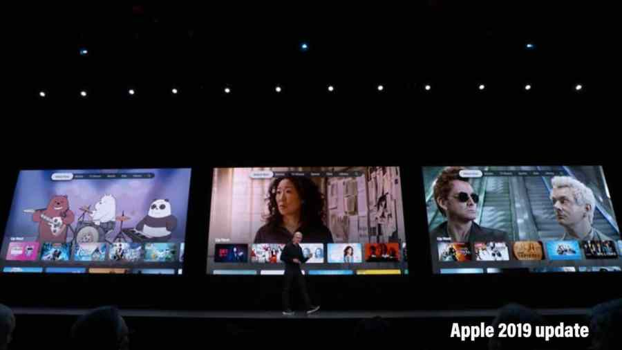 Multi user support for AppleTV announced at WWDC