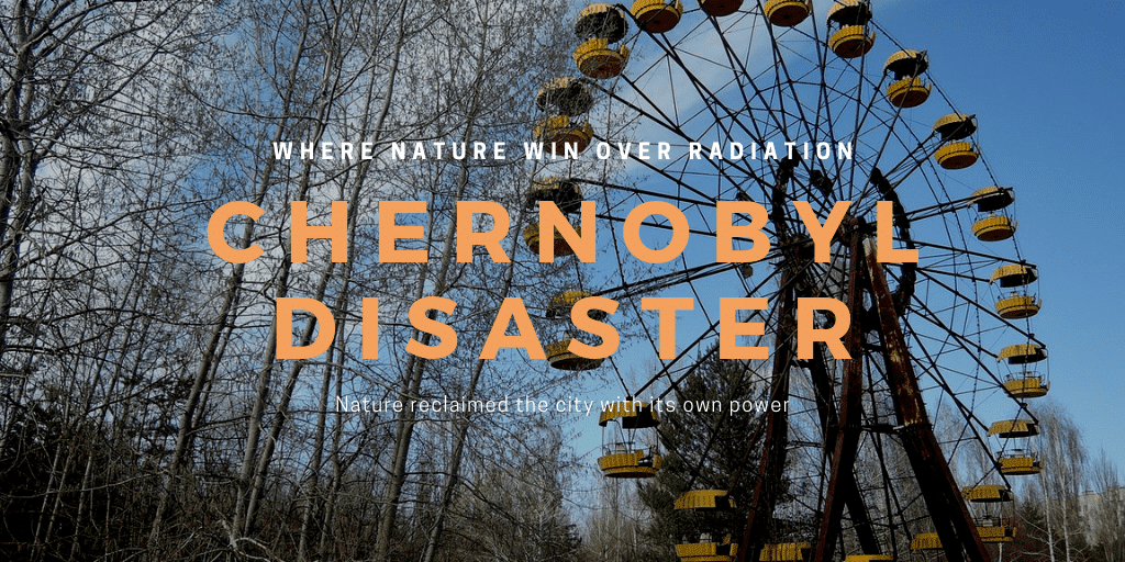 Chernobyl disaster : the biggest nuclear accident in history