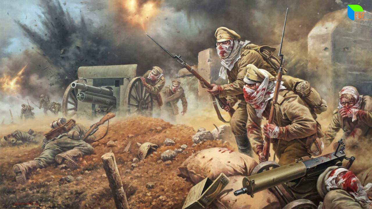 attack of the dead men : osowiec fortress war