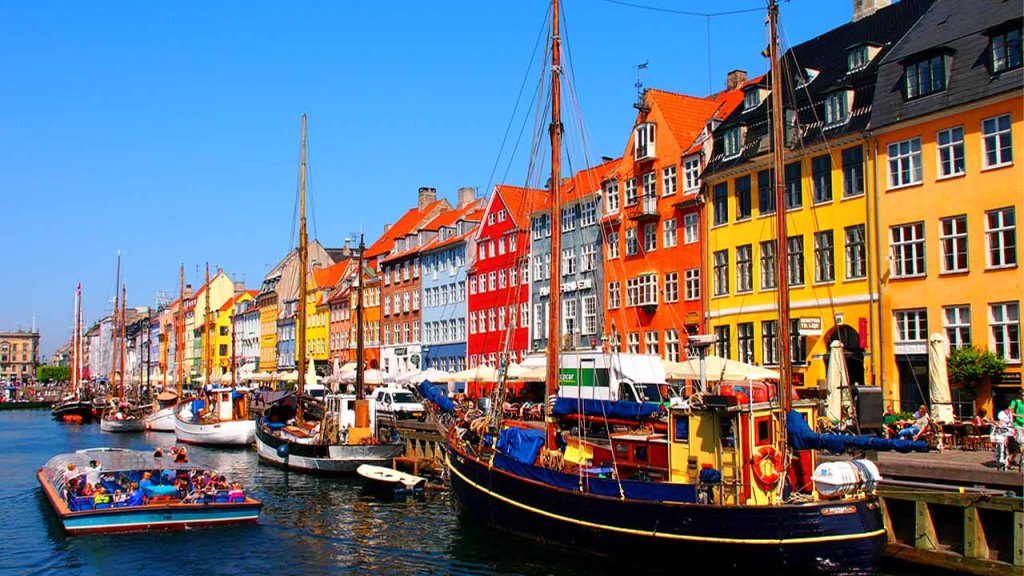 Top 10 most colorful cities in the world 2020