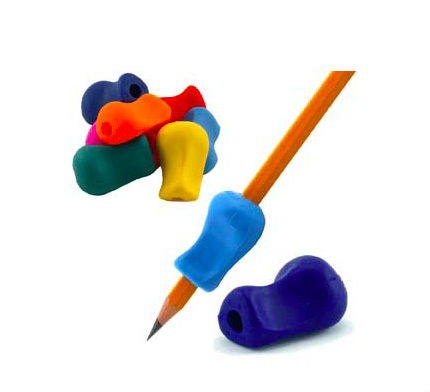 Muotoiltu kynäote