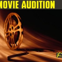 Movie Audition, Location: Delta State, Date: 7th May, 2016