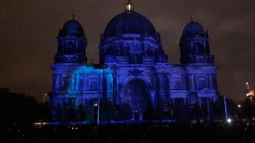 k-Berliner Dom beleuchtet beim Festival Of Lights (21)