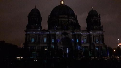 k-Berliner Dom beleuchtet beim Festival Of Lights (25)