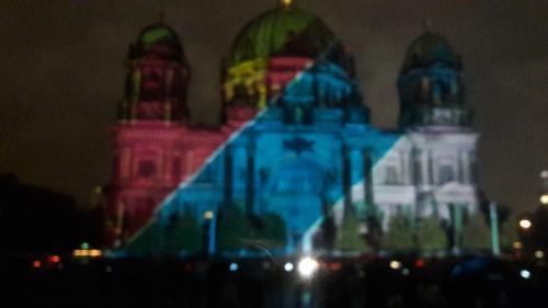 k-Berliner Dom beleuchtet beim Festival Of Lights (3)