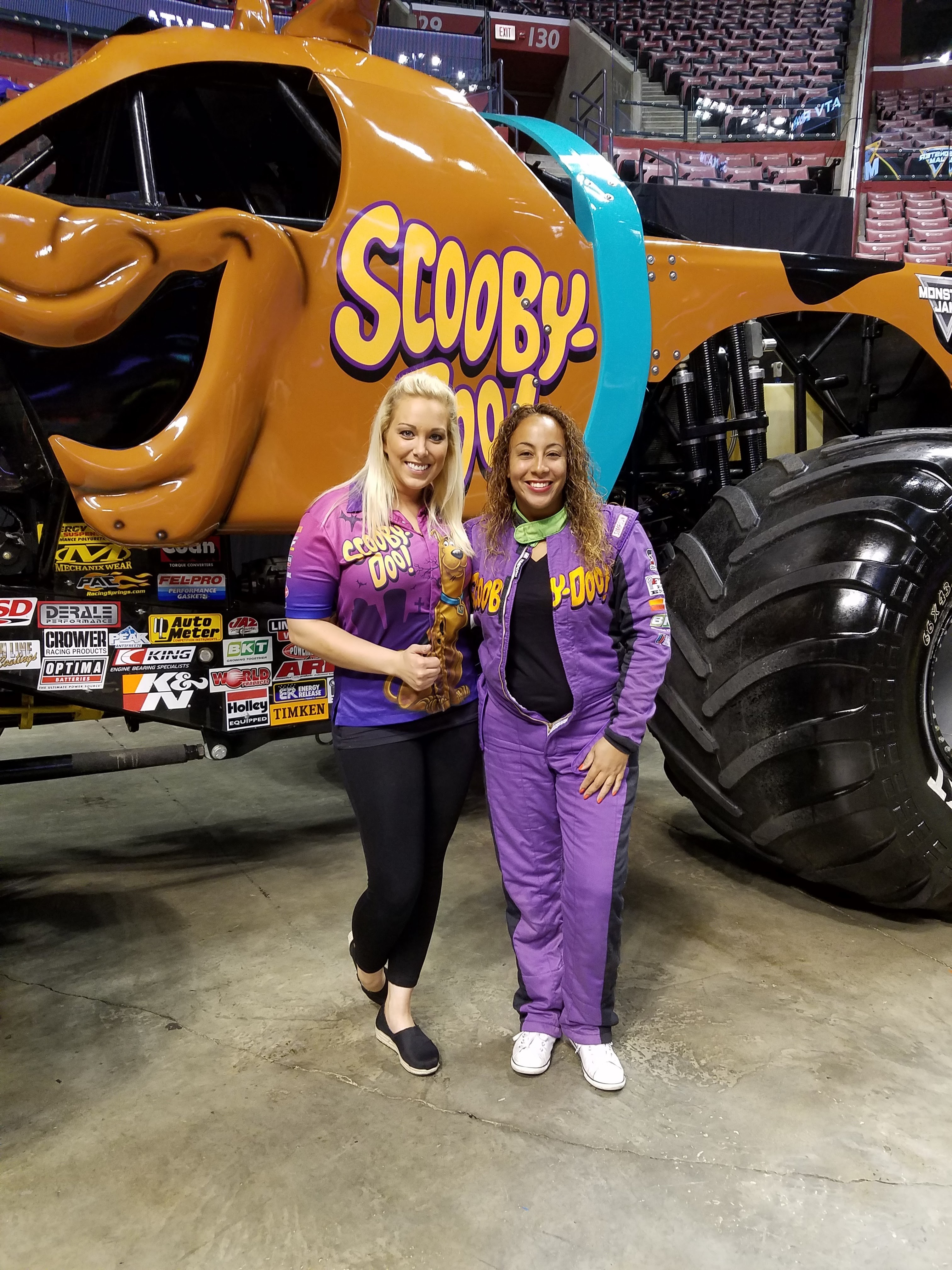Meet Some Of The Monster Jam Drivers Funtastic Life