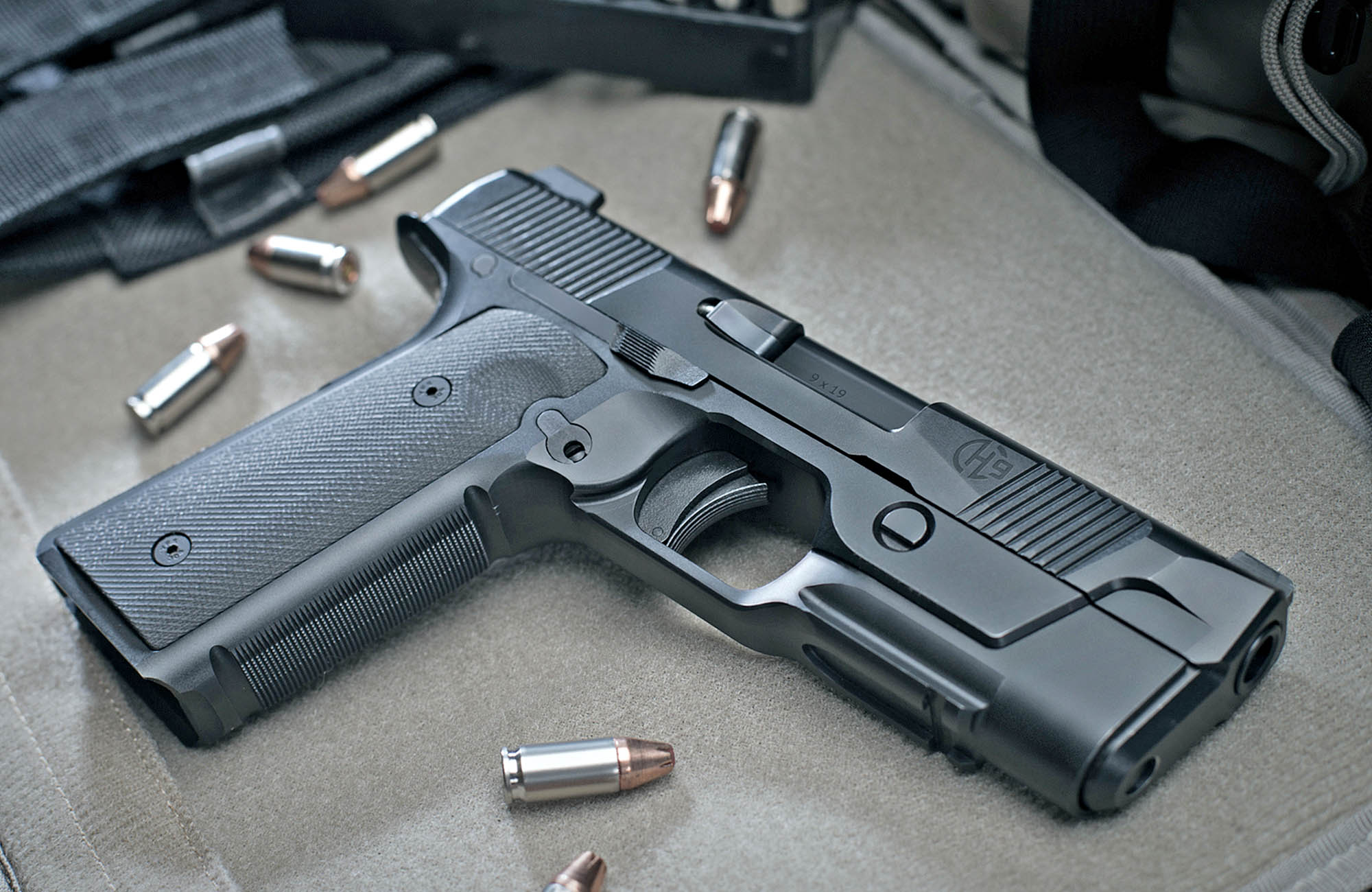 Where To Buy A Hudson H9 Pistol Or Contact Hudson MFG