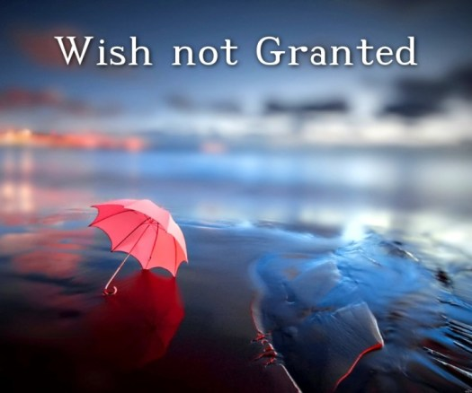 wish not granted