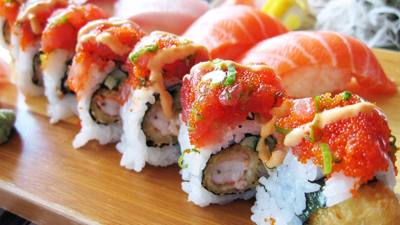 Restaurant Review:Shogun Japanese Grill and Sushi Bar