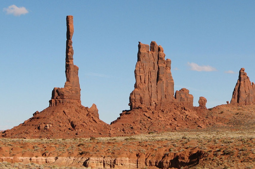 Artistry of the Desert: Monument Valley Navajo Tribal Park (Utah)