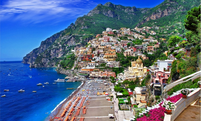 Amalfi Coast Sweepstakes: Enter for Free – Italy