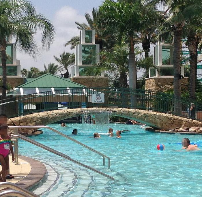 Moody Gardens Hotel Spa and Convention Center