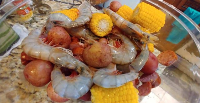 10 minute oven shrimp boil