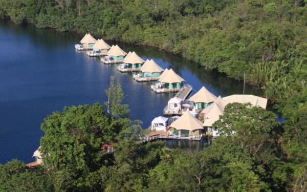 GLAMPING ASIA: 7 AMAZING LUXURY TENTED CAMPS IN ASIA
