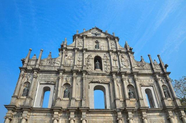 Historic Centre of Macao – Macao