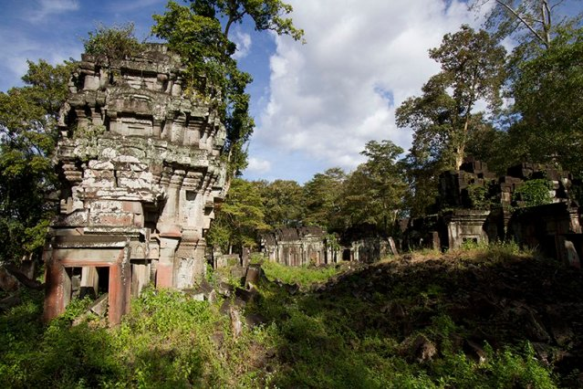 The Temple of Preah Vihear – Cambodia