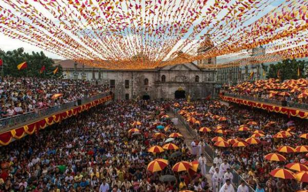 THE SINULOG FESTIVAL