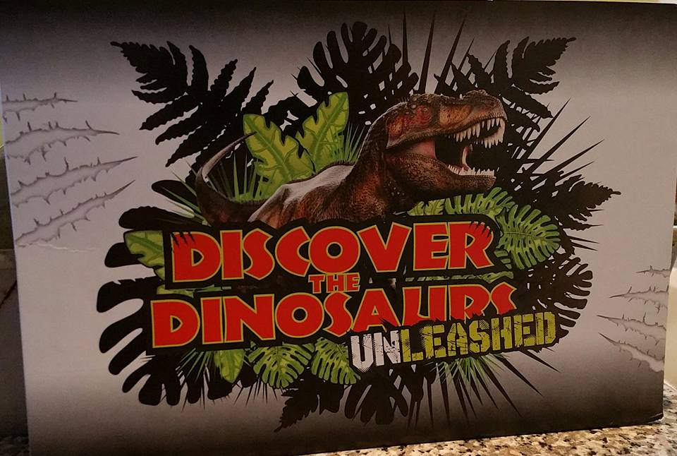 DISCOVER THE DINOSAURS UNLEASHED