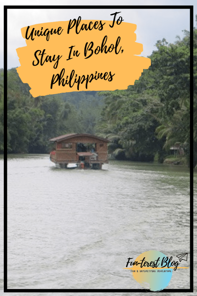 Best places to stay in Bohol, Philippines