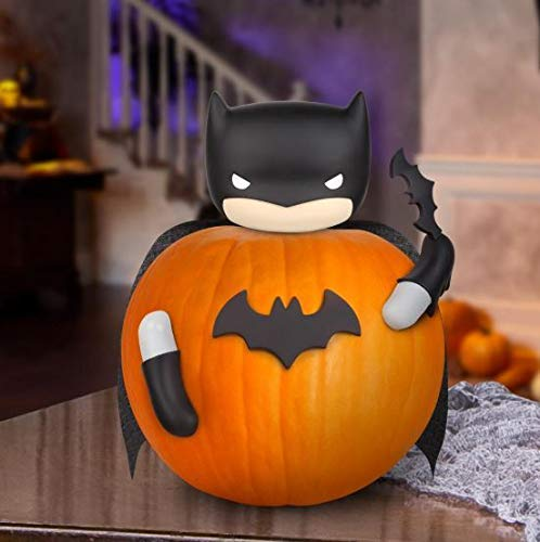 Batman Pumpkin Decorating Kit