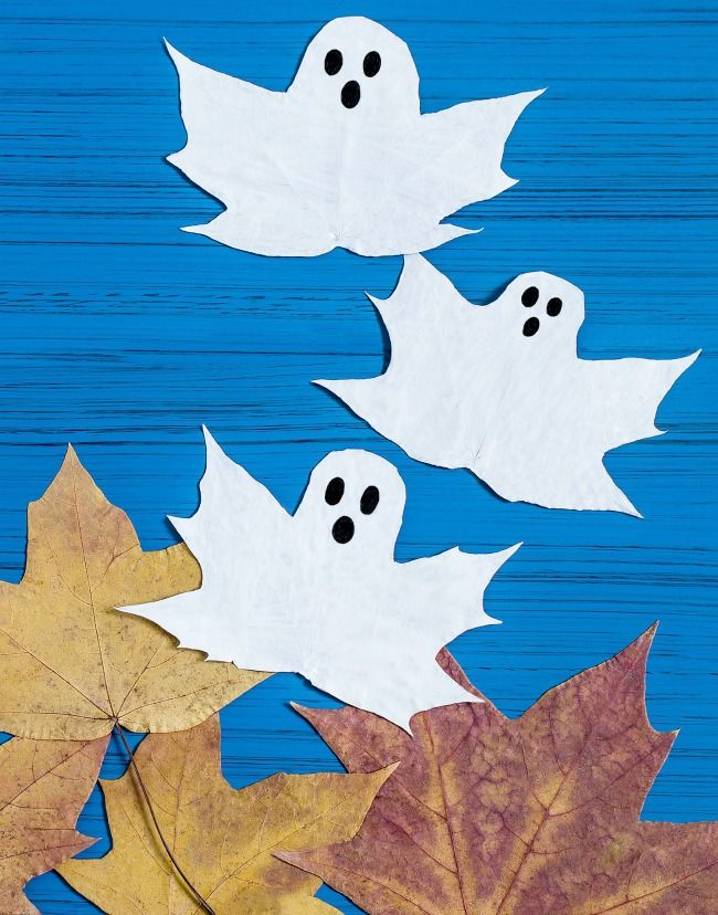 Leaf Ghost Craft