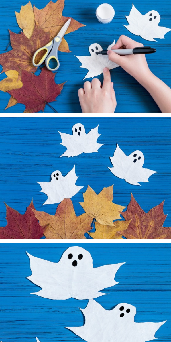 10 Fun & Easy Kids Craft Ideas For Halloween