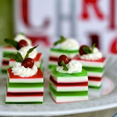 Best Jello Shots Recipes For Christmas