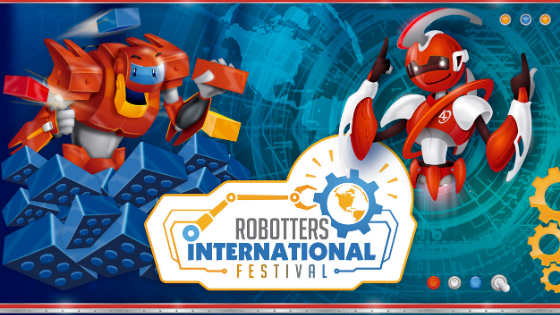 Robotters International Festival| Feb 17 – 18, 2020