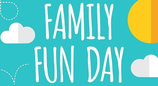 Free Family Fun Day| Apr 18, 2020