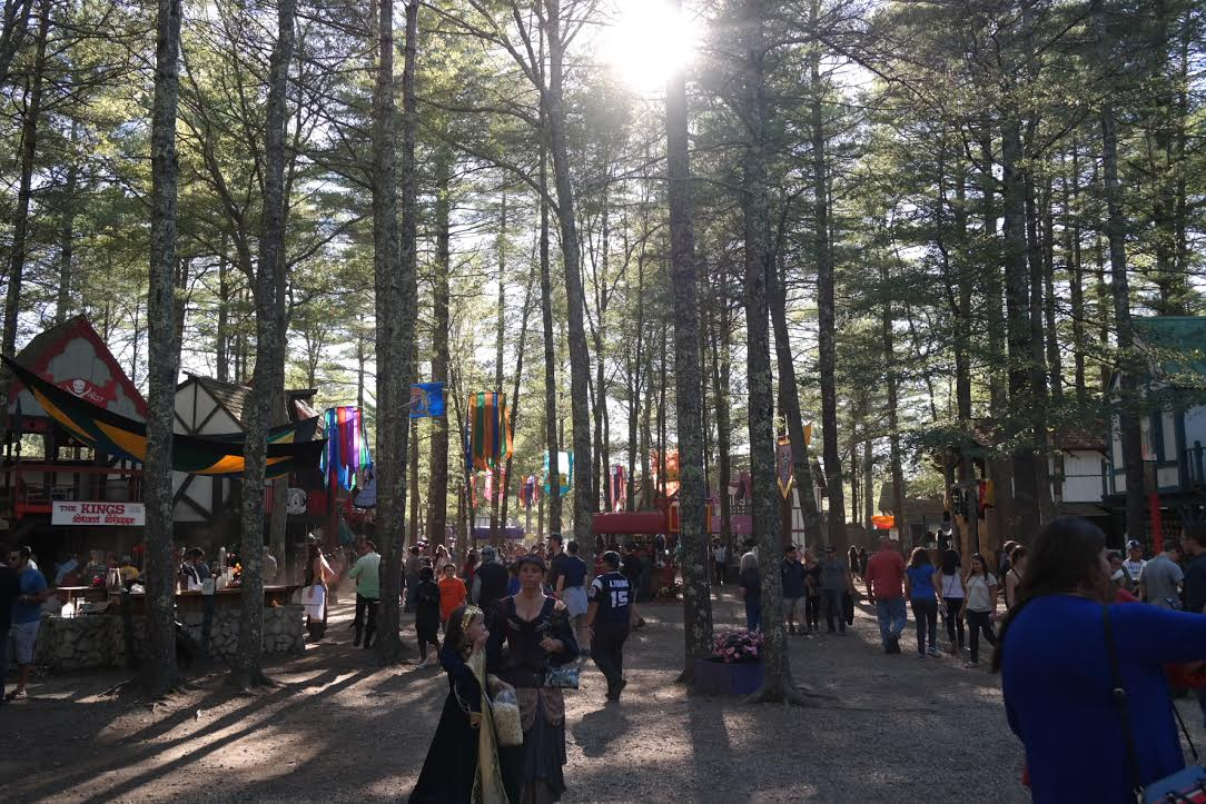A First Timers Visit To King Richards Faire