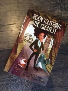 Jaden Toussaint