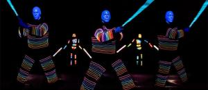 BLUE MAN GROUP BOSTON OFFERS ADDITIONALSHOWS WITH ADDED SEASONAL CONTENT TOCELEBRATE THE HOLIDAYS