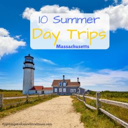 10 Summer Day Trips Massachusetts