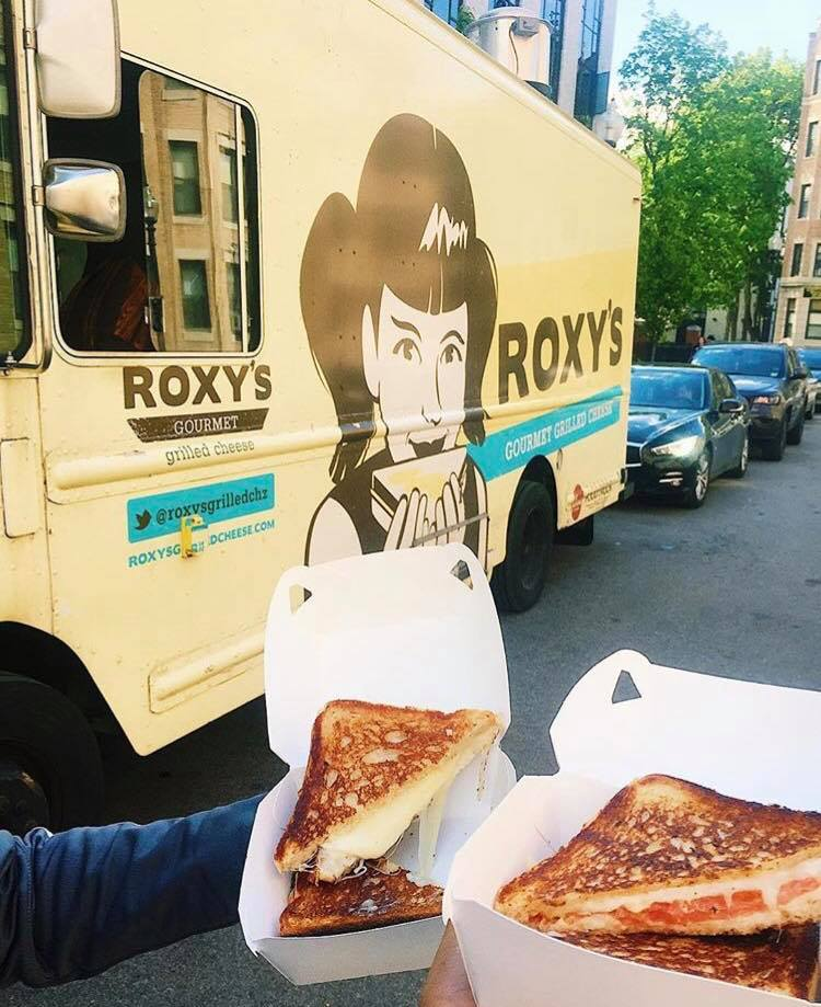 Roxy's Grilled Cheese Food Truck