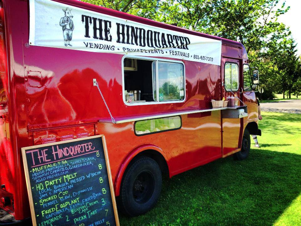 The Hindquarter Food Truck