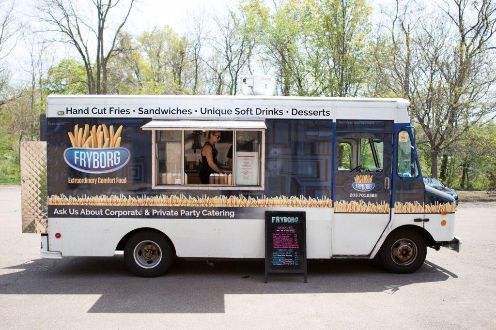 fryborg food truck
