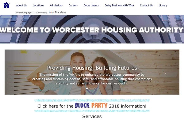 Central MA Youth: Worcester Housing Authority.