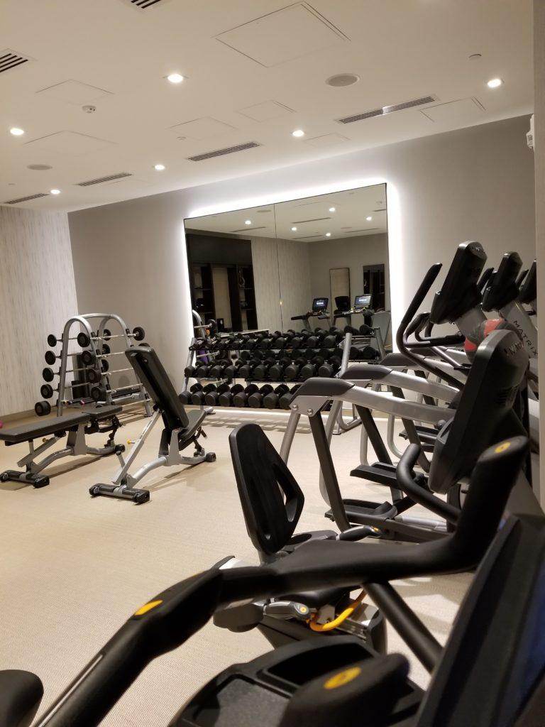 AC Hotel Gym