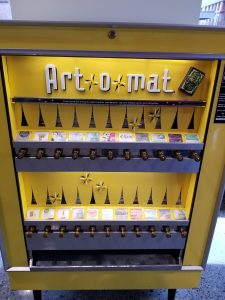 Art-O-Matic at Whole Foods Downtown Boston