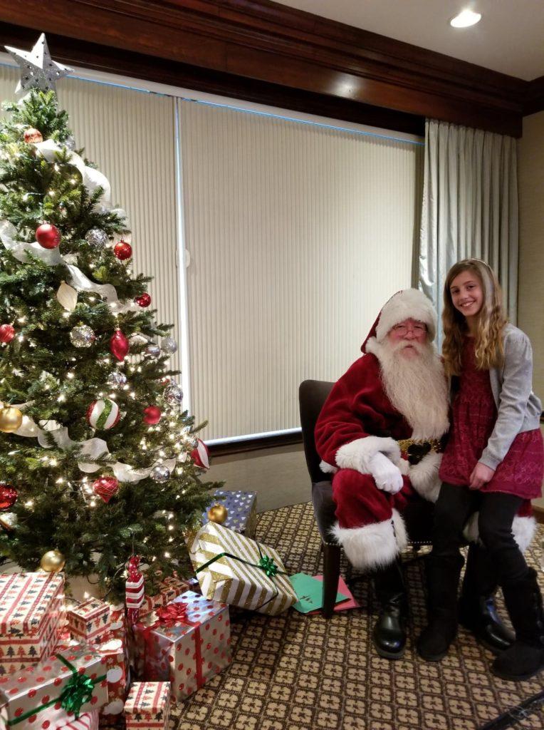 The International Golf Club and Resort - Brunch with Santa - Photos with Santa